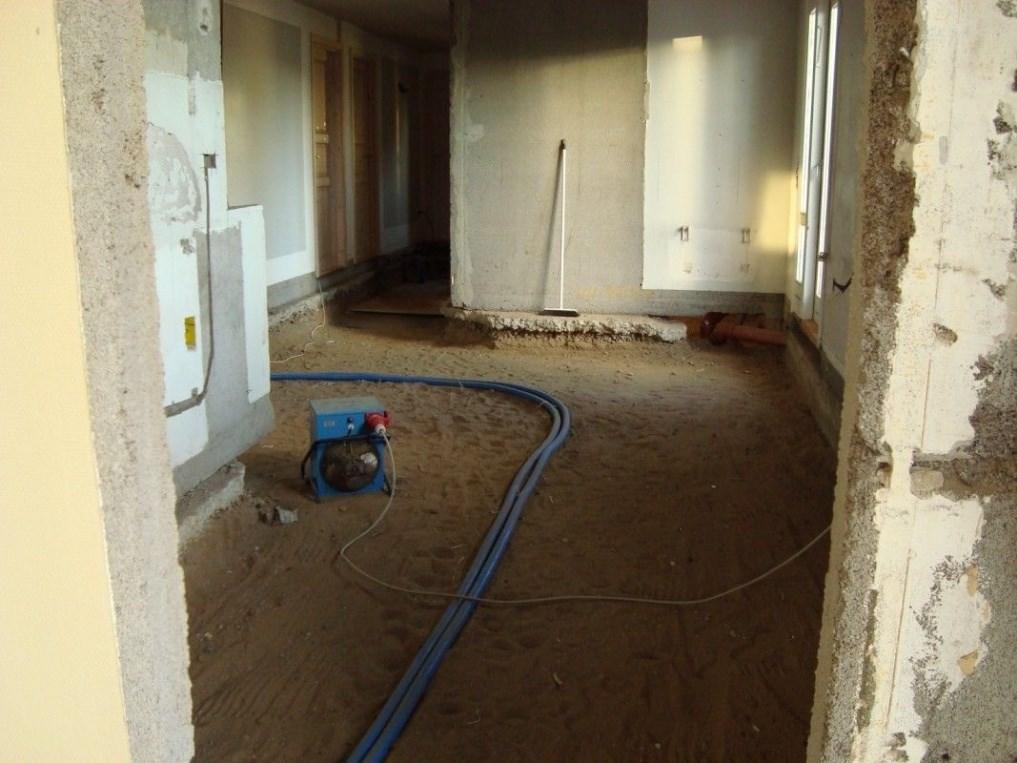 opbrydning af gulv